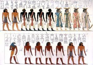 Dynastic Egyptian race